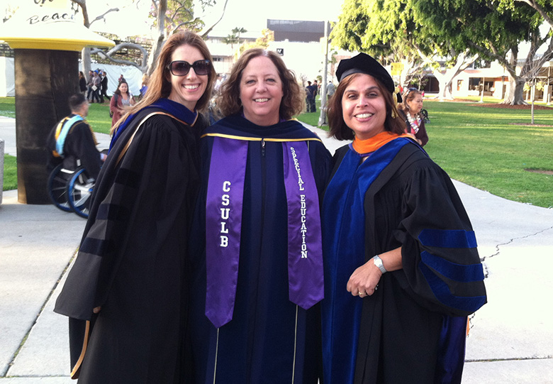 Commencement Faculty Shot